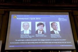 Phát minh về đèn LED giành giải Nobel Vật lý